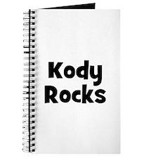 Kody Rocks Journal