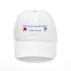Waiting for my daughter...fro Baseball Cap