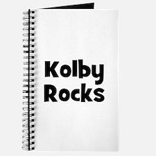 Kolby Rocks Journal