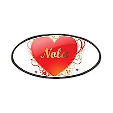 Nola Valentines Patches
