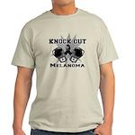 Knock Out Melanoma Light T-Shirt