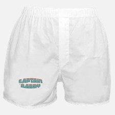 Captain daddy Boxer Shorts