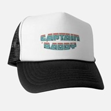Captain daddy Trucker Hat