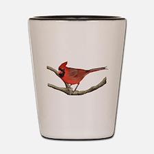 Cute Birdwatching Shot Glass