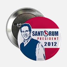 "Santorum President 2012 2.25"" Button (10 pack)"