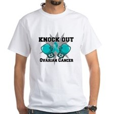 Knock Out Ovarian Cancer Shirt