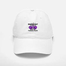 Knock Out Pancreatic Cancer Baseball Baseball Cap