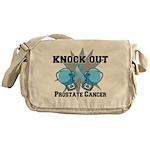 Knock Out Prostate Cancer Messenger Bag