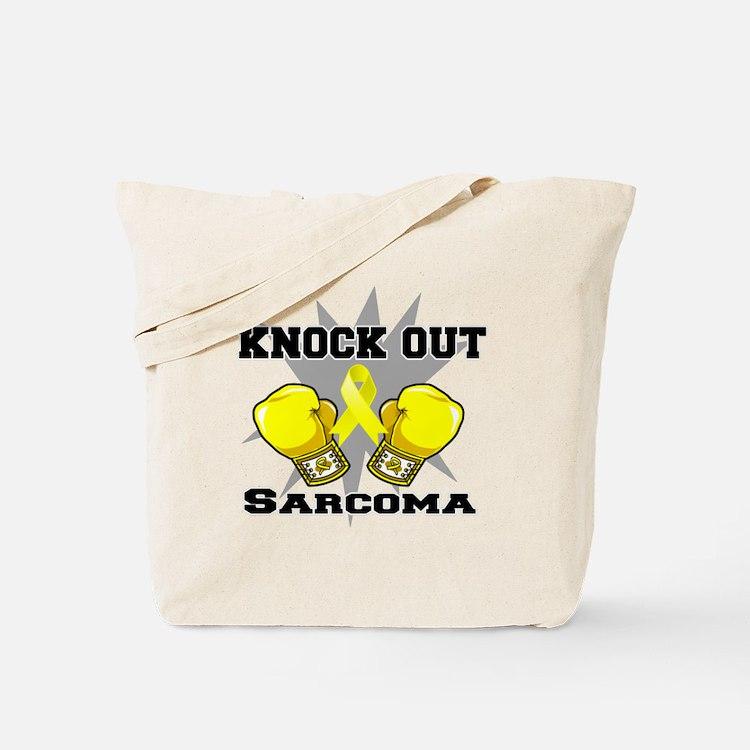 Knock Out Sarcoma Tote Bag