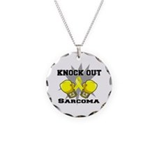 Knock Out Sarcoma Necklace