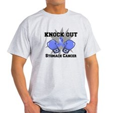 Knock Out Stomach Cancer T-Shirt