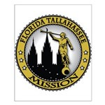 Florida Tallahassee LDS Missi Small Poster