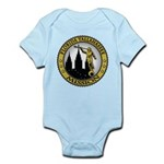 Florida Tallahassee LDS Missi Infant Bodysuit