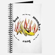hot monkey love Journal