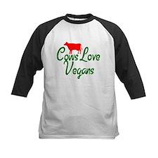 Cows Love Vegans Tee