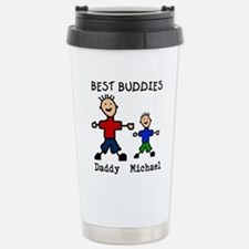 Unique Fathers day Travel Mug