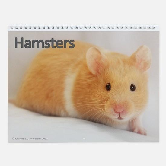 My Syrian Hamster Calendar