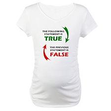 True and False Shirt