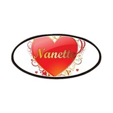 Nanette Valentines Patches