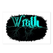wrath Postcards (Package of 8)