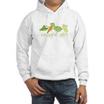 Veggie Girl Hooded Sweatshirt