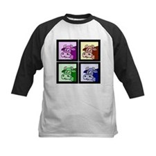 Pop Art Cows (head shot) Tee