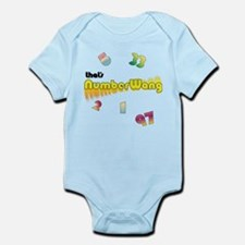 That's Number Wang ! Infant Bodysuit
