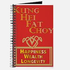 Kung Hei Fat Choy / Journal