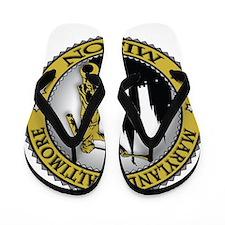 Maryland Baltimore LDS Missio Flip Flops