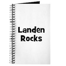 Landen Rocks Journal