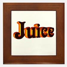 juice Framed Tile