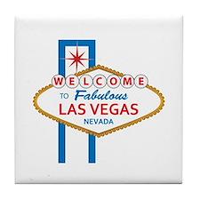 Welcome to Las Vegas Tile Coaster