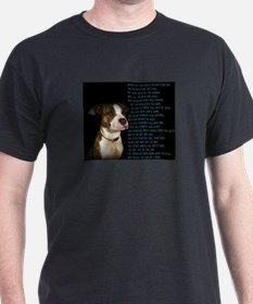 Dog Poem Products T-Shirt