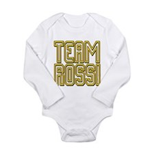 teamVR Long Sleeve Infant Bodysuit