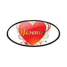 Yesenia Valentines Patches