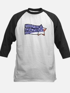 Flying Patriotic Star Tee