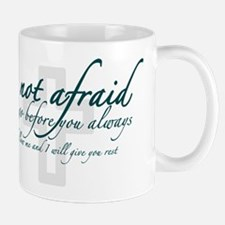 Be Not Afraid - Religious Small Small Mug