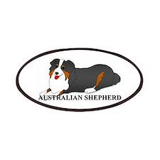 Australian Shepherd Dog Patches