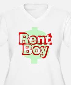 Rent Boy - White.png T-Shirt