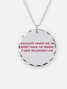 Anti Valentine Necklace