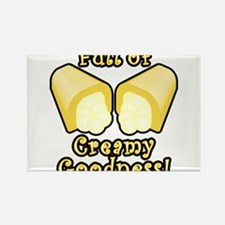 Full of Creamy Goodness Rectangle Magnet