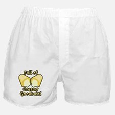 Full of Creamy Goodness Boxer Shorts