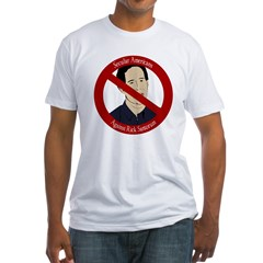 Secular Americans Against Santorum Tshirt