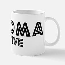 Tacoma Native Mug