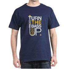 turn the bass up T-Shirt