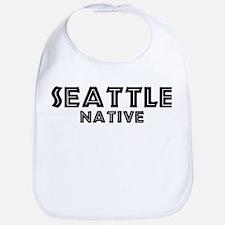 Seattle Native Bib