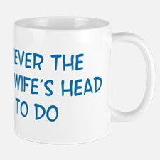 Funny Husband Valentine Small Mugs