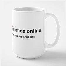 Online Friends Mug