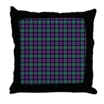 Tartan - MacArthur of Milton Throw Pillow