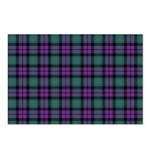 Tartan - MacArthur of Milton Postcards (Package of